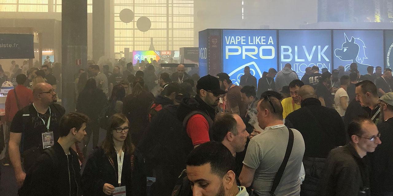 Vapexpo Lille 2018 Event